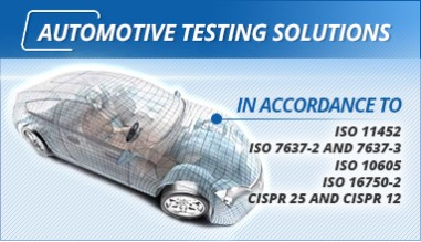 Automotive EMC Test Equipment